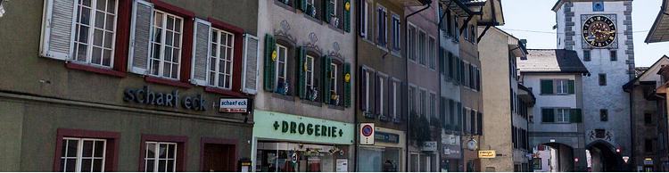 Restaurant Brasserie Weisses Kreuz