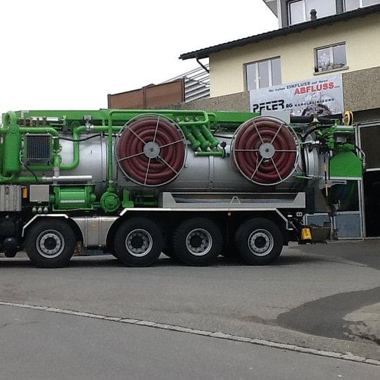 Peter AG Kanalreinigung Neuenkirch