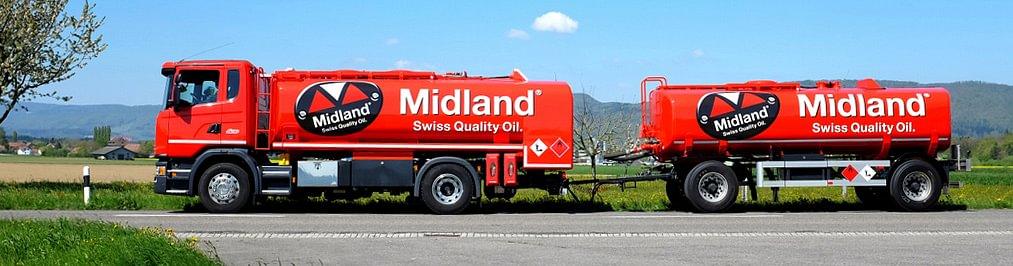 Midland Heizöl - aktuelle Preise unter Gratisnummer 0800 062 062