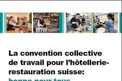 Spécialistes de la CCNT Hôtellerie et Restauration