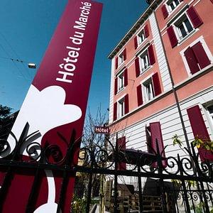 Hôtel du Marché