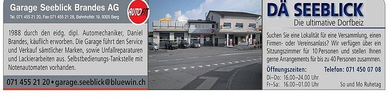 Seeblick Brandes AG