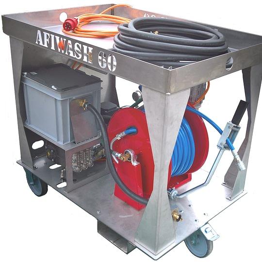 Nettoyeur Haute pression et Grand débit