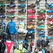 Reparto scarpe trail running