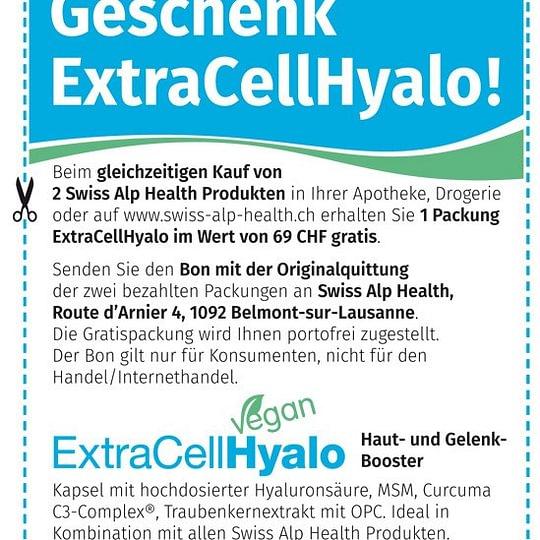 SommerPromotion Swiss Alp Health bis 31.08.2018!