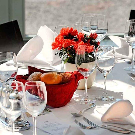 gedeckter-Tisch