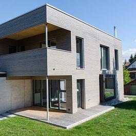 Einfamilienhaus in Trasadingen