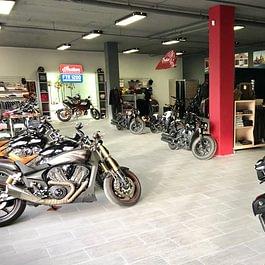 Biker Syndicate-Lausanne