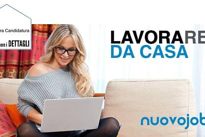 LAVORO DA CASA: una redditizia attività da casa tua... nel mondo.