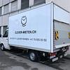 VW LT 35 Kastenwagen HOCH mit Hebebühne