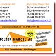 Buholzer Marcel AG
