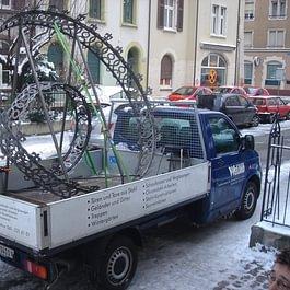 Kustschlosserei - Weiland AG