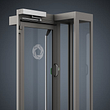 SAFOS Basic Gate - Die leichte Personenvereinzelung