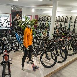 Plus de 50 modèles en vélo électrique