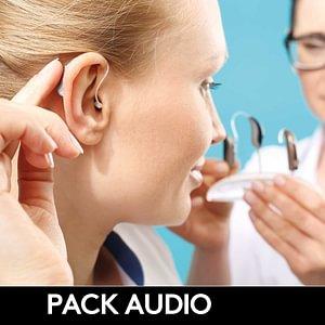 Payer vos appareils auditif jusqu'à 36 fois sans intérêt