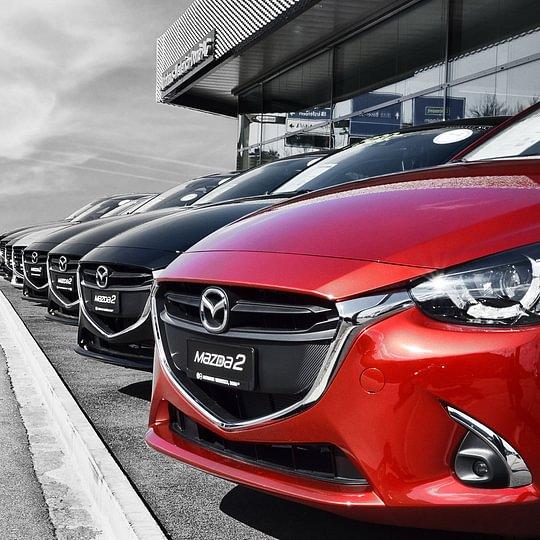 Mazda Neuwagen und Gebrauchtwagen zu Aktionspreisen