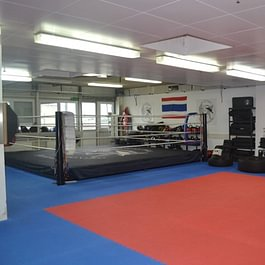 Muay Thai Shadow Boxing Gym