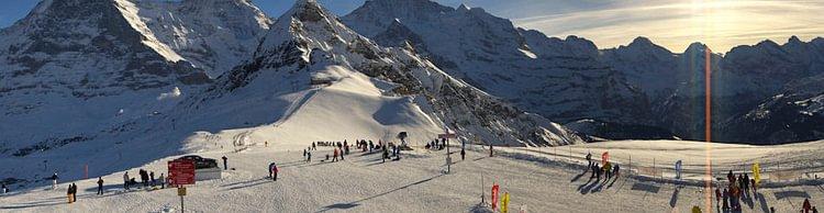 Skischule Männlichen