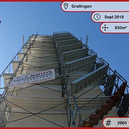 Grellingen, 830m2