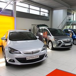 Opel Showroom