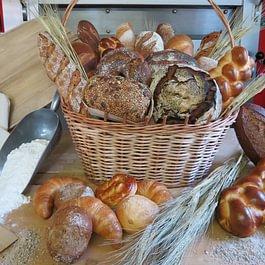 Assortimento di pane / Brot sortiment