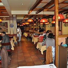 La bonne pizza à La Romana Genève