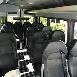 Unser Kleinbus - Mercedes Sprinter