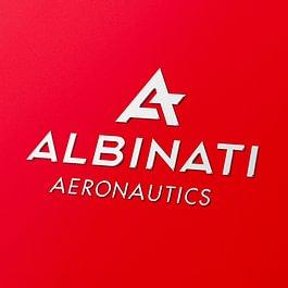 Albinati Aeronautics - Brand Identity