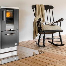 Cucina economica - Holzherd