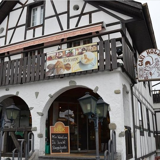 Café Holzofen