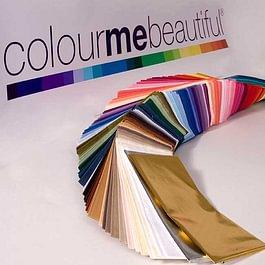 135 fein abgestimmte für den ausführlichen Einzeltest Ihrer Farben, Zusatzfarben und Kontrastfarben.