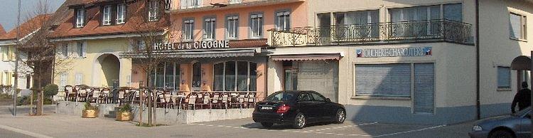 Hôtel - Restaurant de la Cigogne