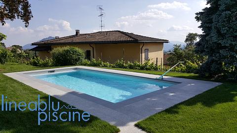 Lineablu piscine sagl a bironico indirizzi e orari d for Monoscocca in vetroresina