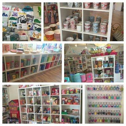 Boutique in Hirzel