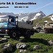 Transport et mise en place matériaux accès montagne
