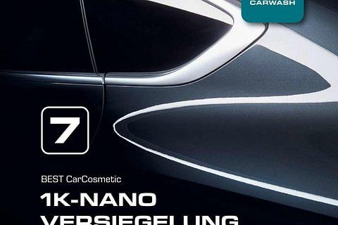 1K-Nano Versiegelung