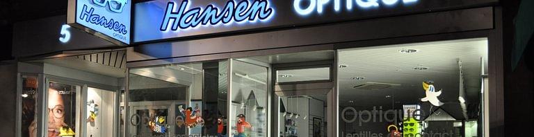Hansen Optique SA