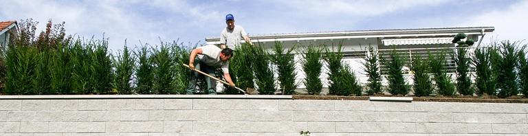 Berweger Gartenbau & Baggerarbeiten
