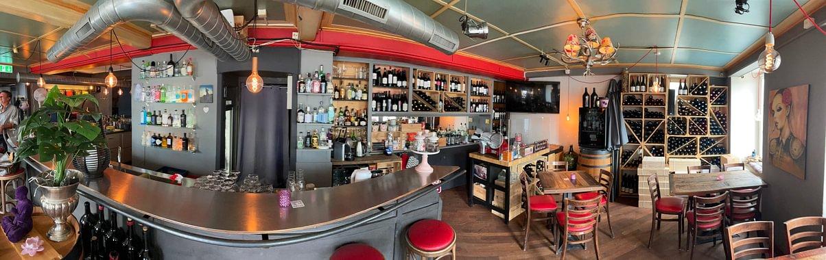 Ocean Drive Bar Inside