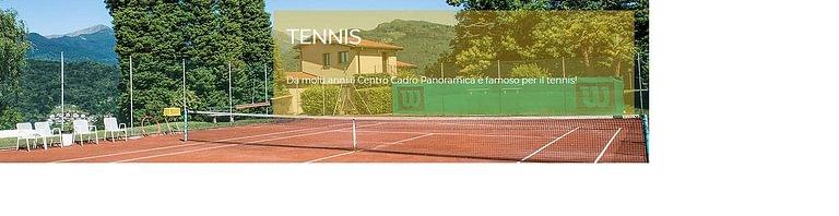 Scuola Tennis by Margaroli