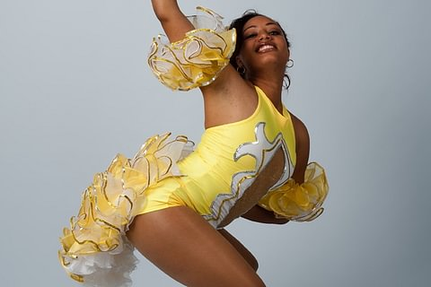 Lady, Kuba dance style