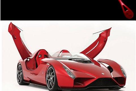 Designer Ken Okuyama designt nicht nur Sportwagen!