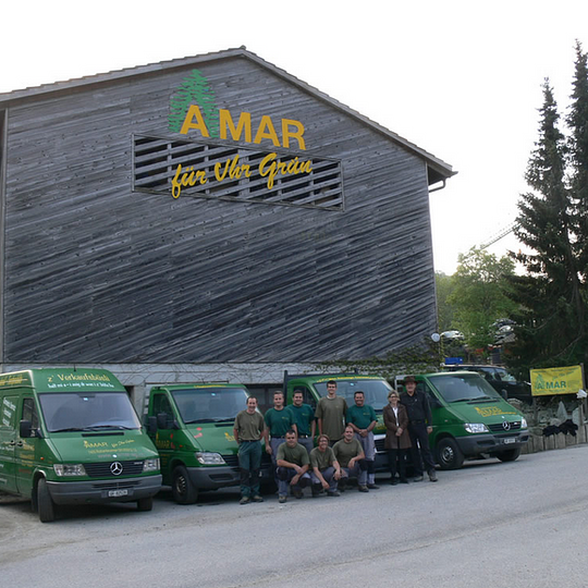 AMAR Garten- u. Landschaftspflege AG