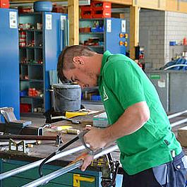 Klingler Heizung Sanitär Solar GmbH in Schaffhausen, Installationen