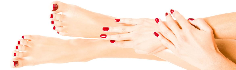 Hand- & Fusspflege