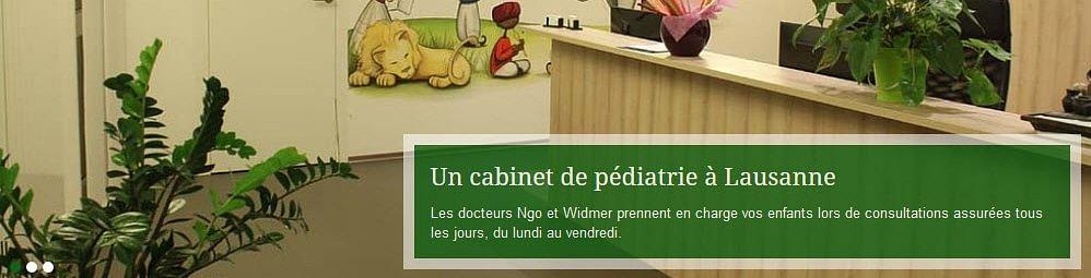 Cabinet de Pédiatrie Dr Ngo et Dr Widmer