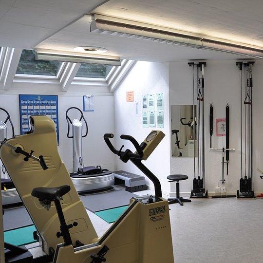 Physio Steinbach Trainigsgeräte