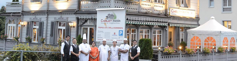 Chalet-India