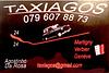 Taxi Agos