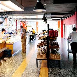 Fabrikladen-Café-Bistro
